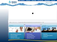 Industrial Water Treatment Solutions - BWA Water Additives
