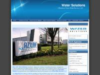 watersolutions.us Water Solutions, Chlorine Dioxide Programs, Water Treatment Programs