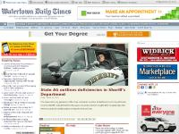 NNY Ads, NNY Business, NNY Living, Malone Telegram
