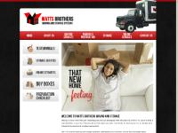 WATTS BROTHERS moving & storage systems |MovingCompany