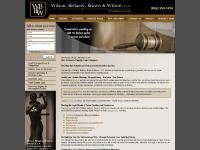 wbbw-law.com lawyer, attorney, law firm