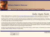 wbw-wwc.com Williams Babbit & Weisman