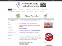 wchd.com Woodford County Kentucky Health Department