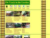 On Track in the Garden - Waterville and Caherdaniel Railway - Index