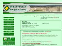 wdfg.org.uk wetherby, wetherby footpath, wetherby footpaths