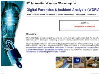 Workshop on Digital Forensics & Incident Analysis