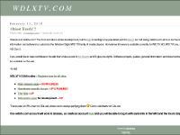 WDLXTV.COM