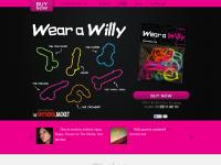 Wear a Willy - Naughty Penis Shaped Bracelets for Adults