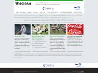 webcricket.co.za WebCricket.co.za, Cobi-Cricket Electronic Scoring System, Imperial Logistics