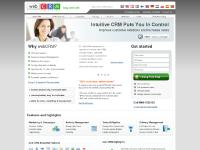 CRM | Online CRM System Made Easy | webCRM.co.uk