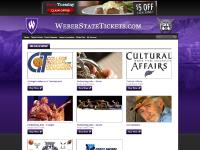 Official Site for All WeberStateSports.com Wildcats Tickets