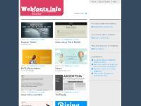 webfonts.info Follow, Google +, FAQs