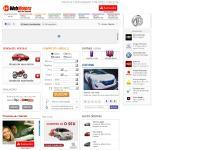 WebMotors - Aqui Você encontra, Santander Financiamento, Início, Venda seu veículo