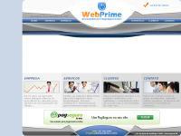 Web Prime - Desenvolvimento e Hospedagem de Sites