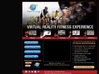 Virtual Reality Fitness Software and on line Webracing