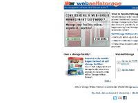 webselfstorage.net self storage management software, self storage software, mini storage software