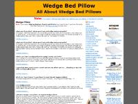Learn about Wedge Pillow at Wedge Bed Pillow
