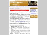 Uffizi tickets reservation - Buy Uffizi tickets online