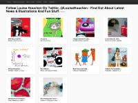 weezadesigns.co.uk Louisa Houchen, artist, artwork