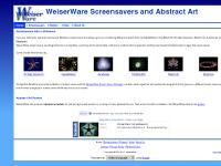 WeiserWare - Screensavers and Abstract Art Prints