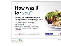 Elior Customer Satisfaction Survey