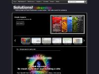 Jim Coe's Web Solutions! - Helping small and home businesses succeed online with sites meant for marketing