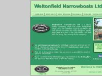 Luxury narrowboats from Weltonfield Narrowboats