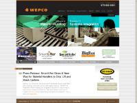 wepcoinc.com wepco, wepco inc, full service material handling systems integration