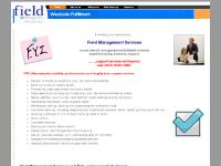 Field Management Services Fulfillment Specialists