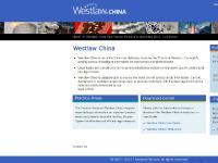 westlawchina.com Westlaw China Introduction
