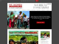 We Women Warriors - Three native women caught in Colombia's crossfire