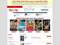 whatfilm.com Reviews, Viewings, Your ad here