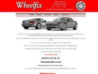 Alloy Wheels refurbishment Fix Kerb Damage in Kent