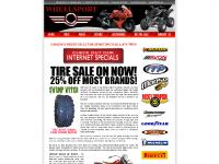 Motorcycle Tires | ATV Tires | Specialty Tires | Tire Dealer | Wheelsport Canada