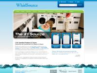 Commercial Washers and Dryers, Coin Operated Laundry Machines - Whirlsource