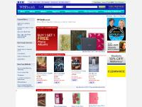 Store Finder, Book Signings, My eBook Library, Art