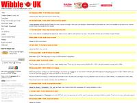 wibble.co.uk Collette Darden's Jokes List, Ramblings, Non-Titanic Seers