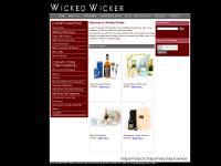 wicked-wicker.co.uk Luxury Hampers, Christmas Hampers, Baby Hampers