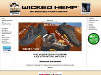Women's Shoes, On Sale Shoes, Shipping & Policies, Wicked Hemp Video's