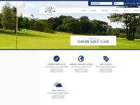 wigangolfclub.co.uk GOLF COURSE, VISITORS, Priority on the course