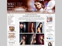 wigstoreuk.co.uk Wigs, ladies long wigs, short wigs