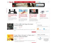 Wii Games, Wii Mods, Nintendo News and DS Games Reviews [WiiNoob]
