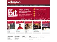 wilko.co.uk Wilkinson Corporate