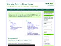 Winchester Action on Climate Change | working together to meet the challenge of climate change