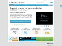 Scenarios, Sites web, Applications Sociales, Sharepoint