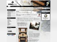 windrose-schmuckkoffer.de Schmuckkoffer, Jewellery Boxes, Coffrets à bijoux