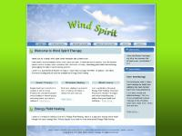 Wind Spirit Therapy, Reiki, Bowen, Energy Field Healing, Shamanic Therapies Loraine