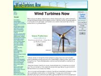 Wind Turbines Now - Generators Power Energy Independence