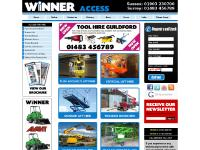 Access Hire in Sussex, Surrey and Hampshire from Winner Access