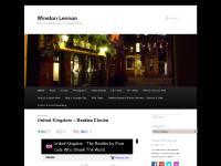 Winston Lennon's Blog